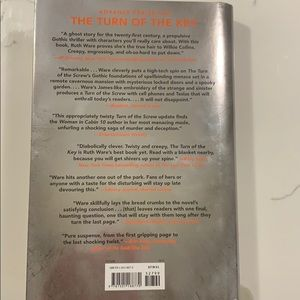 Other - Ruth Ware-The Turn of The Key hardcover book